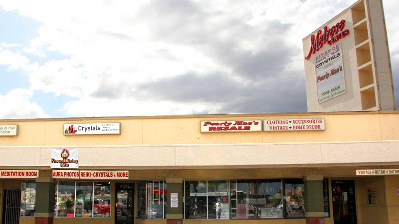 Phoenix Rising Now Store Location