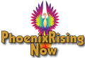 Phoenix Rising Now Logo